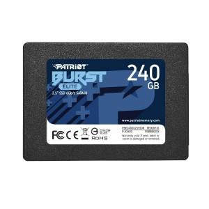 SSD PATRIOT BURST ELITE 240GB 2.5'' SATA3