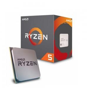 CPU AMD RYZEN 5 1600 3.2GHz AM4 BOX