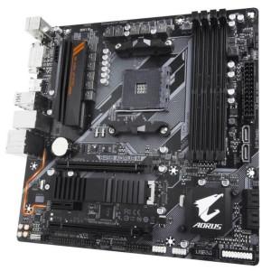 MBOARD GIGABYTE B450 AORUS M sAM4 DDR4 microATX